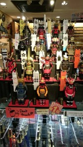 Samurai Figurines