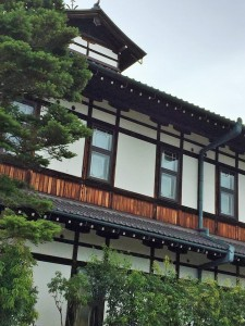 The exterior of the hotel is Japanese-style made, and the interior furnishings are Western-style made.