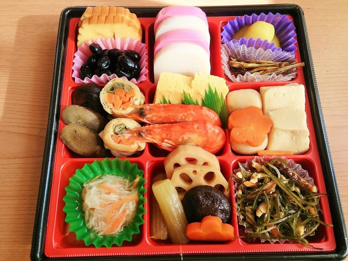 "The ""OSECHI""."