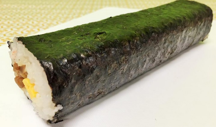 "The the normal type of ""Eho-maki""."