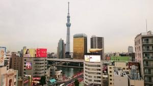 View The Tokyo Sky Tree