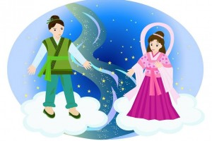 """Tanabata"" ( Star Festival ) legend"