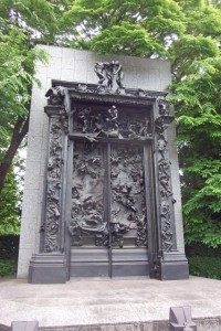 """Rodin """"The Gates of Hell"""""""