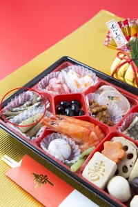 """""""Tazukuri"""" is often included in """"Osechi"""" (the traditional New Year's dish)."""