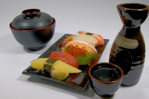 """Kazunoko"" is mainly used for sushi item."