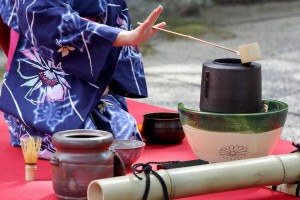 """Sado"" (tea ceremony)"