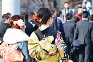 """seijin-shiki"" (coming of age ceremonies)"