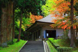 """Chuson-ji"" Temple"