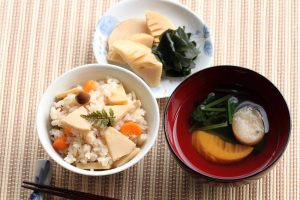 """Takenoko"" dishes"