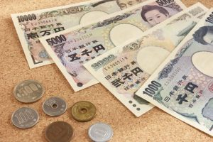 Types of Japanese yen
