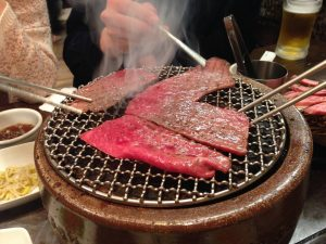 """shichirin"" (Japanese barbecue grill)"