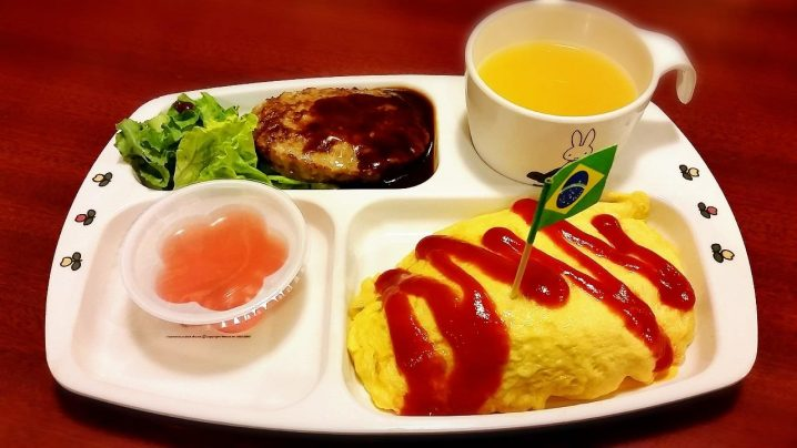 """Okosama lunch"" (Child's Meal)"